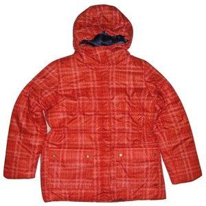 Tommy Hilfiger Big Girls Hooded Puffer Jacket